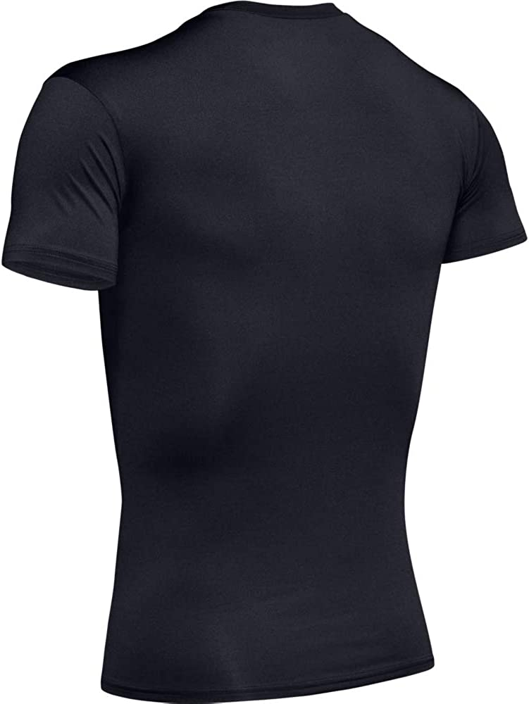 Under Armour Tactical Compression Heatgear Tee Shirt Men/'s 2X Black 1216007