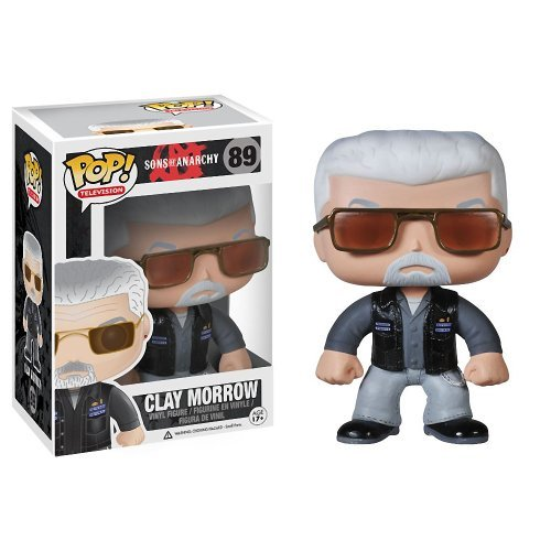 Clay Morrow: Funko POP! x Sons of Anarchy Vinyl Figure