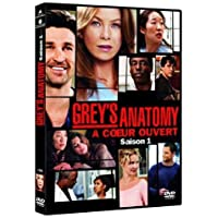 Grey's Anatomy : L'intégrale saison 1