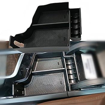 2015-2018 XC90 Moonet Car Glove Box Armrest Box Storage Box Secondary Storage for 2018-2019 Volvo XC60