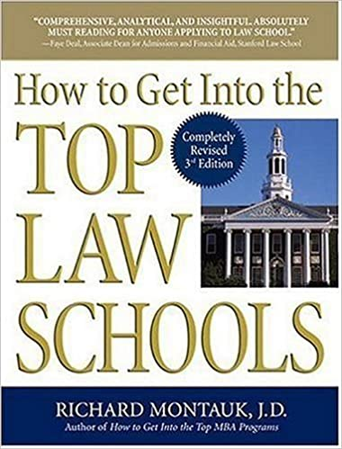how to get into the top mba programs revised edition