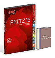 Fritz 15 Chess Playing Software Program & ChessCentral's Chess Fundamentals E-Book (2 item bundle)