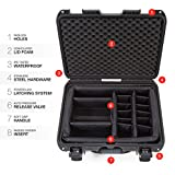 Nanuk 925-2001 Waterproof Hard Case with Padded