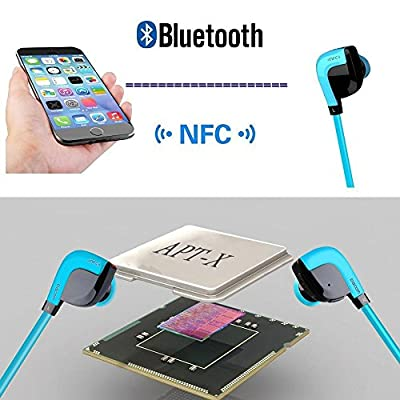 Dacom® Bluetooth 4.1 Hands-free Sports Stereo Headphone Earphone Headset