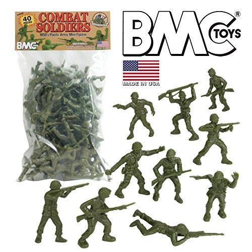 vintage army men - 4