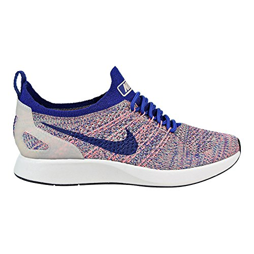 Nike Women''s Air Zoom Mariah Flyknit Racer Trainers (7.5 M US, Deep Royal Blue/Desert ()