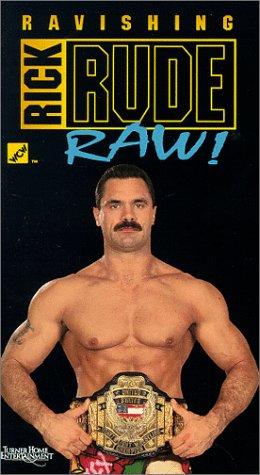 Wcw: Ravishing Rick Rude Raw [VHS] ()