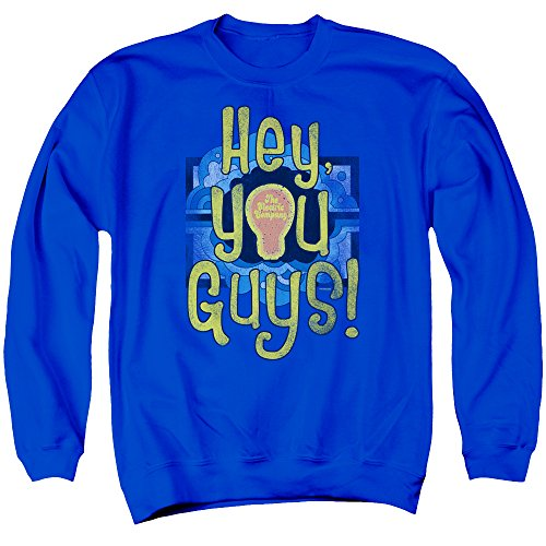 Electric Company - Hey You Guys Adult Crewneck Sweatshirt