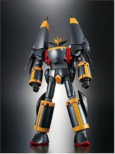 超合金魂 GX-34 ガンバスター 「トップをねらえ!」の商品画像
