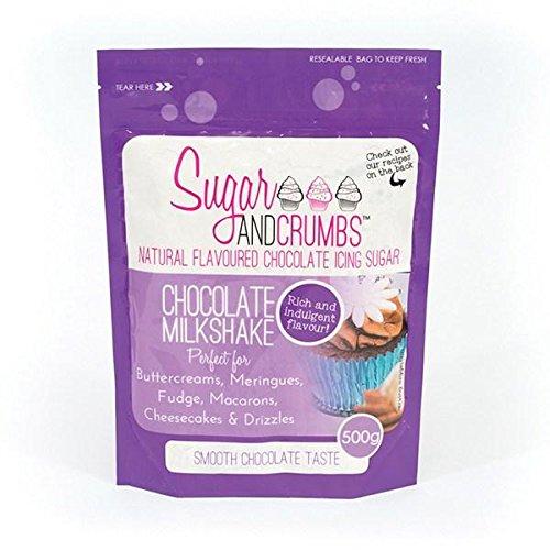 Sugar - Chocolate Milkshake 500g (Chocolate Icing Sugar)
