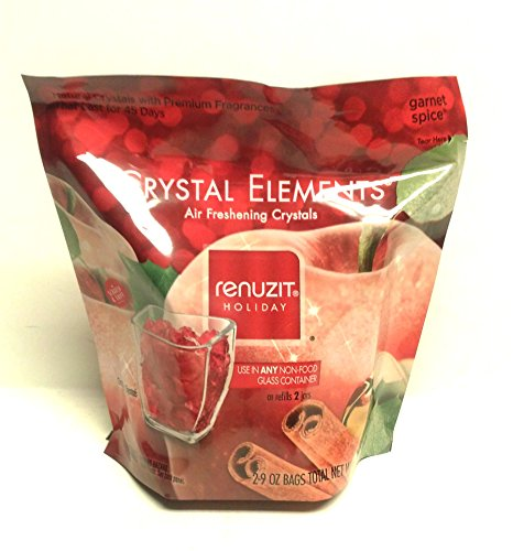 Renuzit Crystal Elements Freshening Crystals