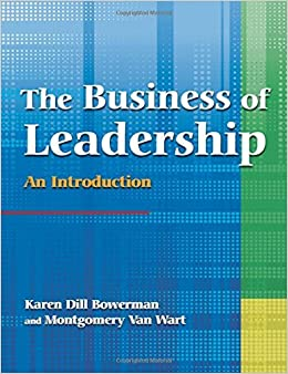 Book The Business of Leadership: An Introduction by Karen Dill Bowerman (2011-05-15)