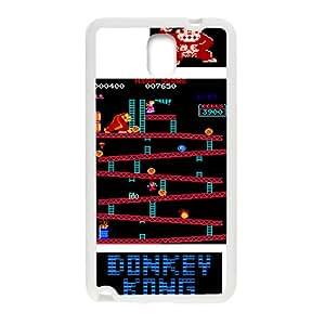 Donkey Kong Game White Samsung Galaxy Note3 case