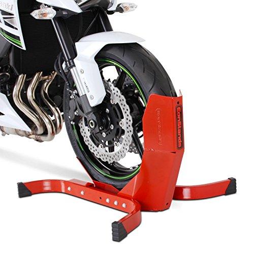 Motorradwippe ConStands® Kawasaki VN 1600 Mean Streak Easy Plus Rot