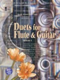 Flute and Guitar Duets, Jeremy Barlow, 1596152958