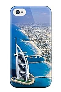 New Arrival Dubai City INNaxxp16569VmKRo Case Cover/ 4/4s Iphone Case