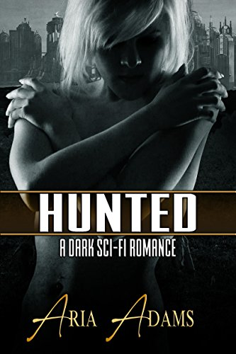Fame Induction Card - Hunted: A Dark Sci-Fi Romance (Stolen Future Book 1)