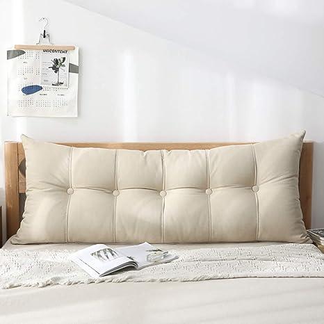 Cojin lectura Cojines sofas Cojines cama Cojín de cabecera ...