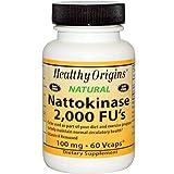 Healthy Origins Nattokinase 2,000 Fu'S (100 Mg.) 60 Vcaps