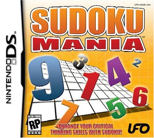 - Sudoku Mania - Nintendo DS