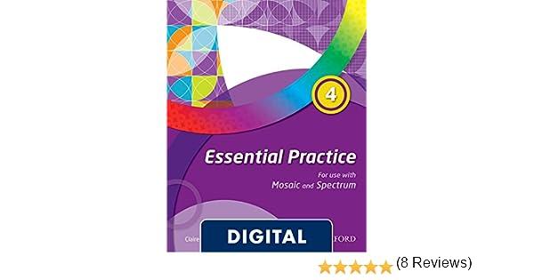 Essential Practice 4 - 9780194627870 Spectrum Essential Practice: Amazon.es: Varios Autores: Libros