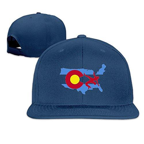 KIOJIANM USA Wrestling Classic Available Baseball Caps For Unisex Visor Hats Snapback Adventures by KIOJIANM