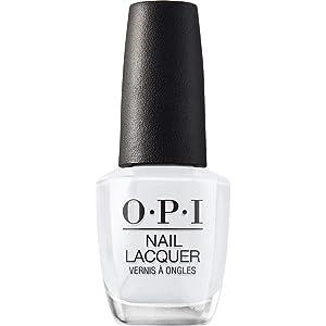 OPI Nail Polish, Nail Lacquer, Whites, 0.5 fl oz