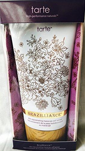 Tarte Brazilliance Maracuja self tanner with mitt 5.5 oz
