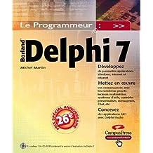 Delphi 7 (+CD-ROM) programmeur