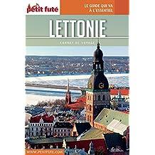 LETTONIE 2017 Carnet Petit Futé (Carnet de voyage)