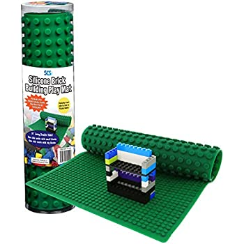 Amazon Com Two Sided Block Building Mat Single By Nilo