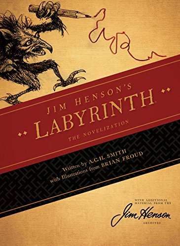 Jim Henson's Labyrinth: The Novelization