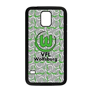 Happy Wolfsburg Beautiful simple design Cell Phone Case for Samsung Galaxy S5