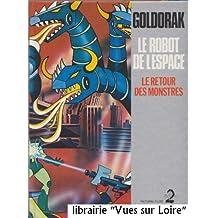 Goldorak Le robot de l'Espace Le retour des monstres
