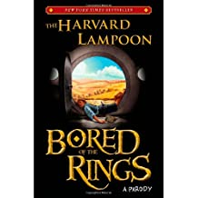 Bored of the Rings: A Parody