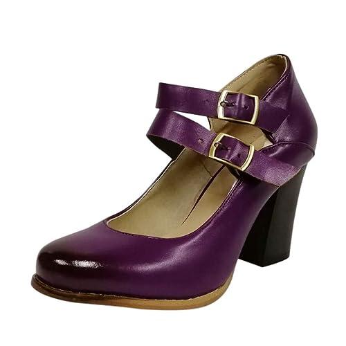 Damen Wedges Keilabsatz Sandaletten Loafer Schuhe Ohne Muster Halbschuhe Sneaker