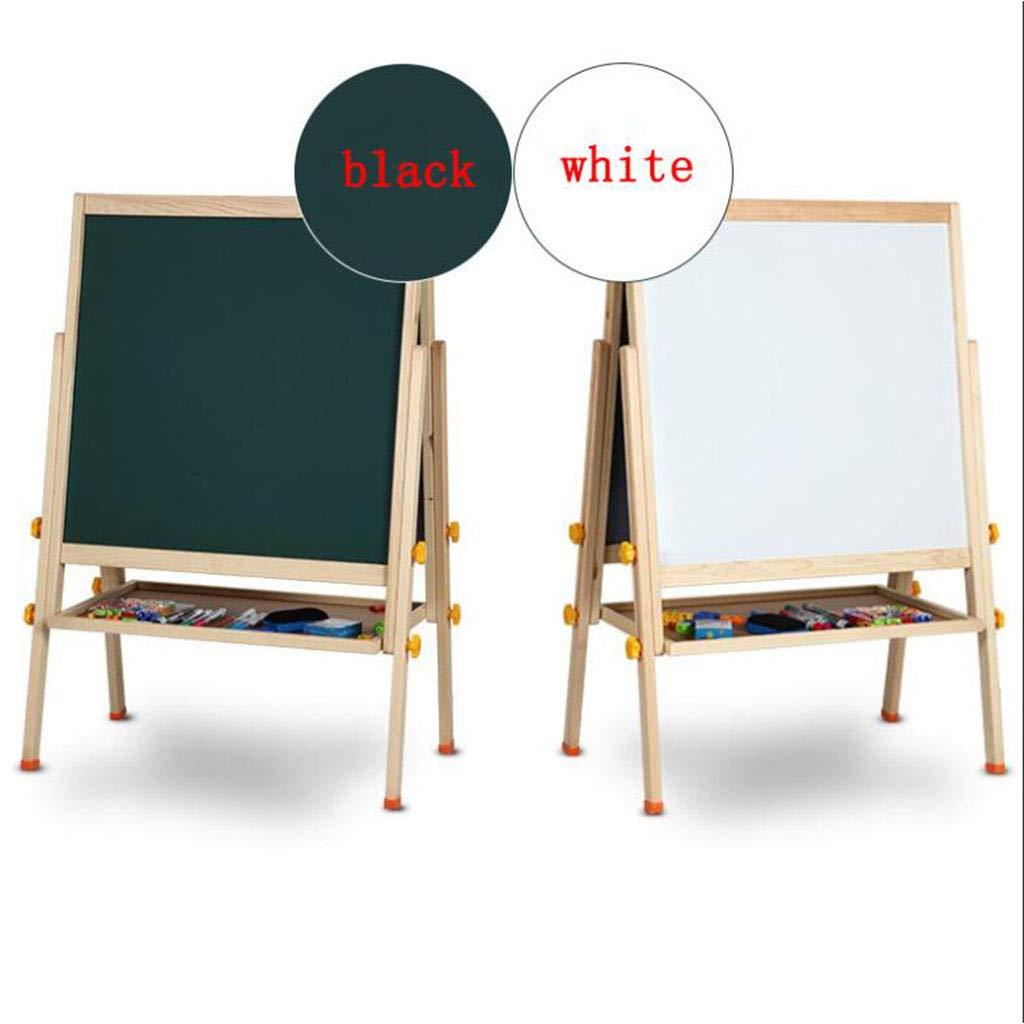 D_HOME Tavolo da Disegno per Bambini Staffa Magnetica Tipo Piccola Lavagna insegnamento Bordo di Scrittura casa Pittura Graffiti Bordo può Essere sollevato e abbassato (130  66  42 cm)