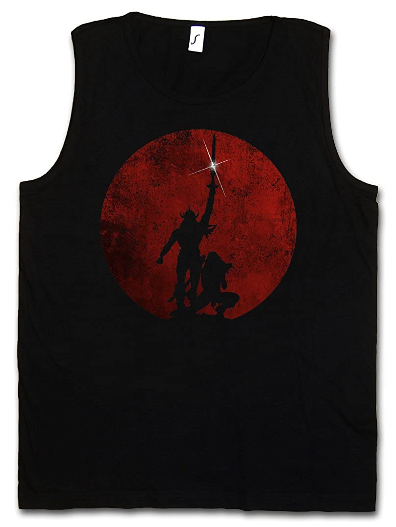 Barbarian Tank TOP – Barbar Logo Conan Book Movie The BB14112BK