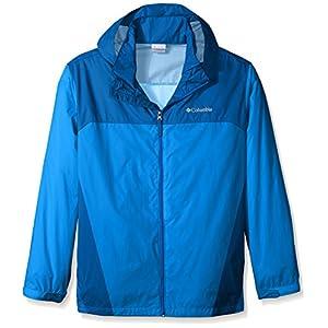 Columbia Men's Big & Tall Glennaker Lake Packable Rain Jacket