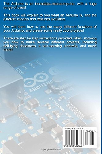 Arduino: The Ultimate Guide to Arduino for Beginners