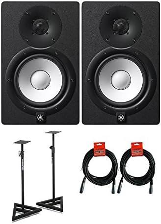 Yamaha amplified nearfield Monitors Microphone
