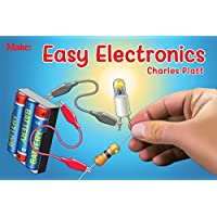 Easy Electronics (Make: Handbook) 1st Edition (Paperback)