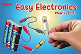 img - for Easy Electronics (Make: Handbook) book / textbook / text book