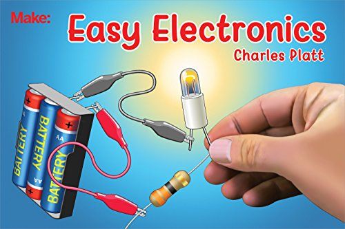 Easy Electronics (Make: Handbook) cover