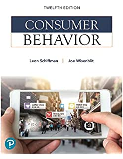 Consumer behavior 11th edition leon g schiffman joseph consumer behavior 12th edition whats new in marketing fandeluxe Image collections