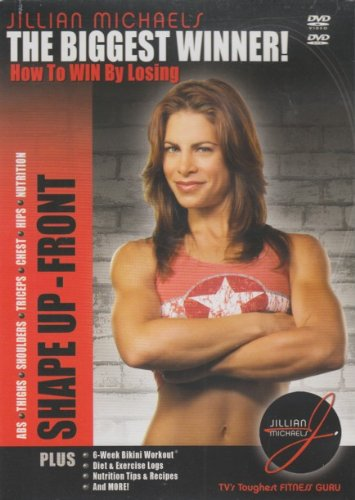 The Biggest Winner - How to Win by Losing: Jillian Michael's Shape Up-Front ()