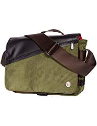 Token Bags Grand Army Shoulder Bag Small, Olive, One Size