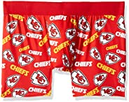 FOCO NFL Mens Repeat Logo Compression Underwear