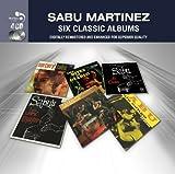 6 Classic Albums by Sabu Martinez (2012) Audio CD