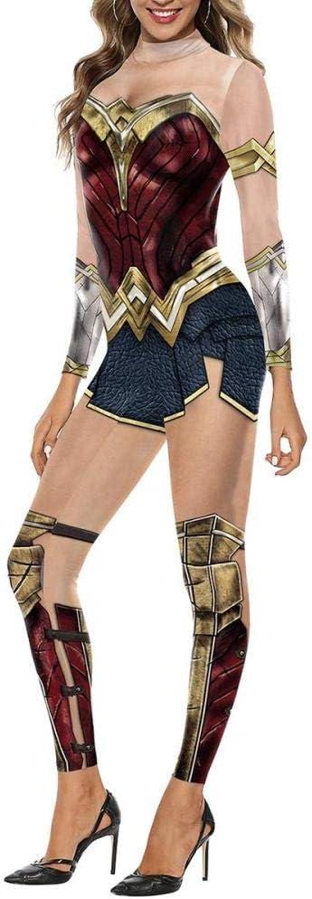 Wonder Woman Cosplay Disfraz Justice League Superhero Disfraces ...